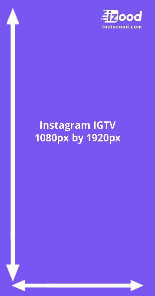 Instagram IGTV size