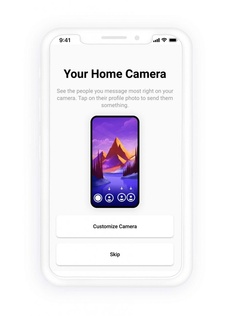 Customize Your Home Camera on threads from Instagram