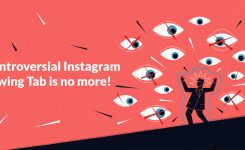 The Controversial Instagram Following Tab is no more!