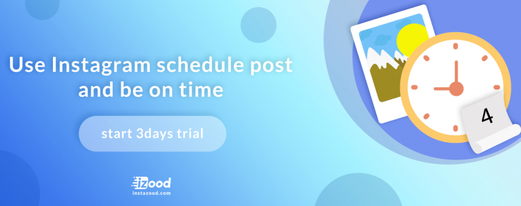 Instagram post scheduler