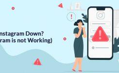 Is Instagram Down? (Instagram is not Working)