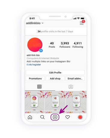 Multiple photos on Instagram