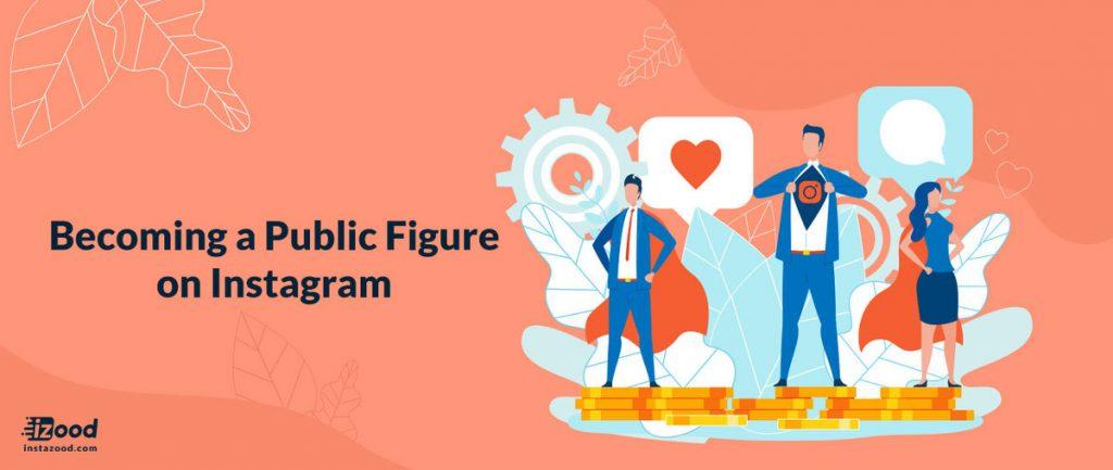 Public Figure on Instagram