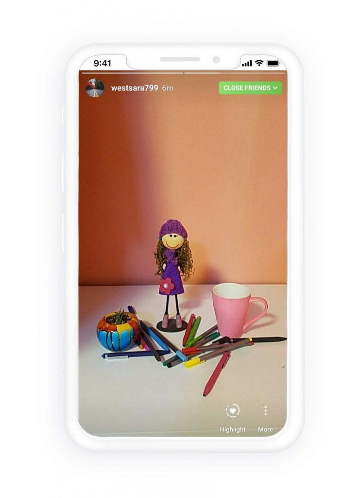 Stories in the Instagram main app created by Instagram's Threads