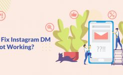 How to Fix Instagram DM not Working?