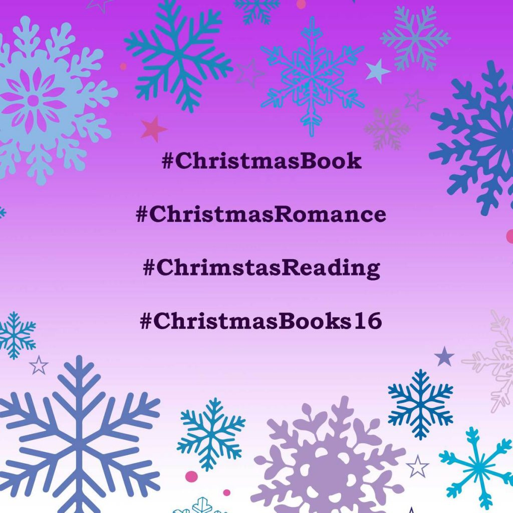 Christmas hashtags for bookworms