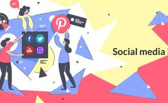 Guide to adding Social media icons on marketing materials