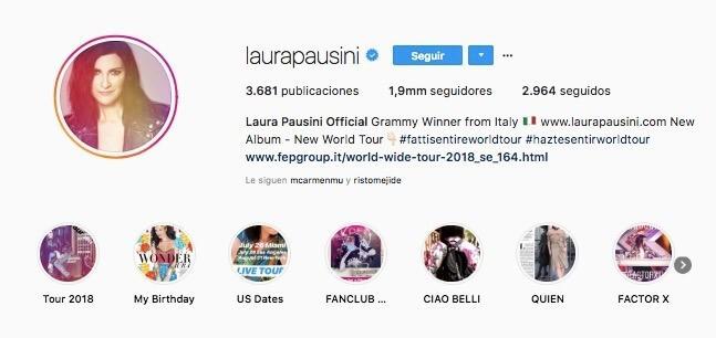 Instagram bio emoji