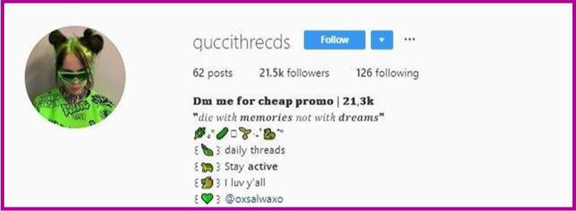 Instagram Bio Ideas Tips You Need To Know Instazood