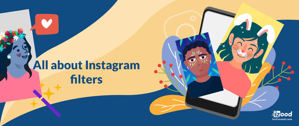 All about Instagram filters