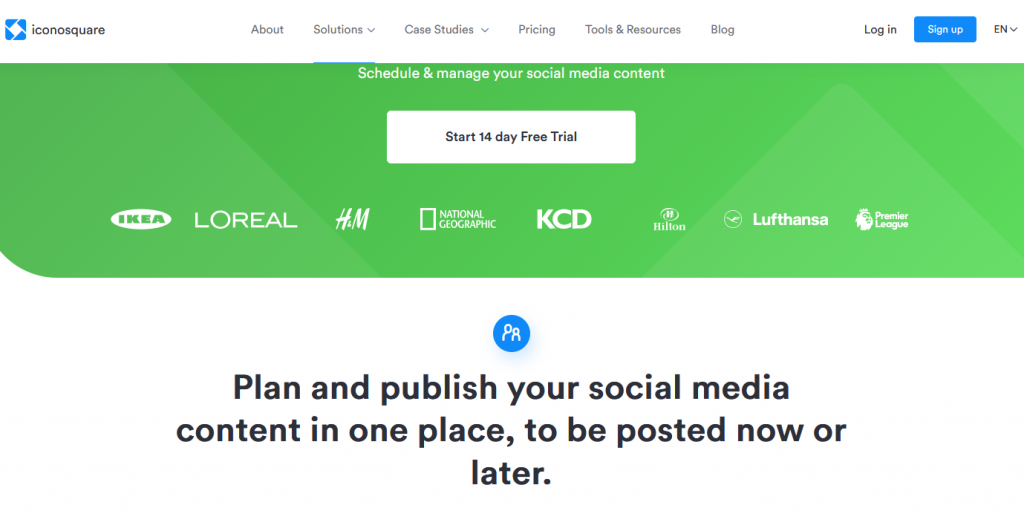 iconsquare social media scheduler