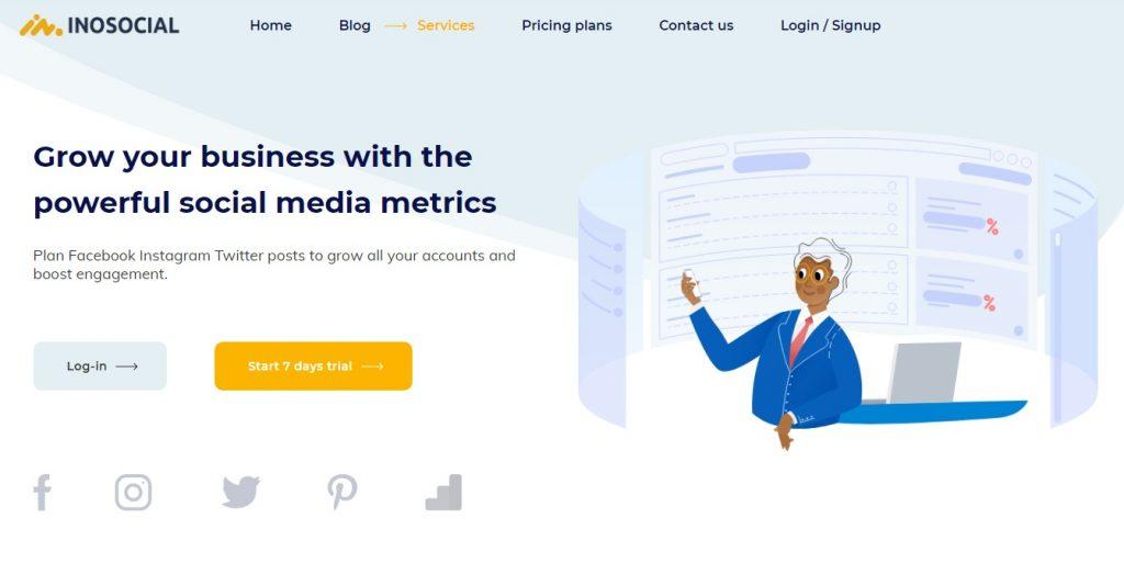 inosocial social media analytics