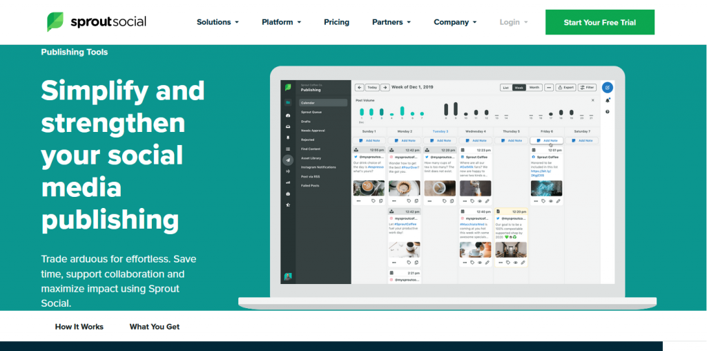 sproutsocial social media scheduler