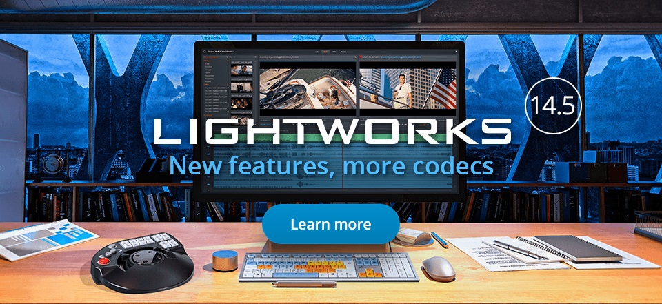 editor de video lightworks