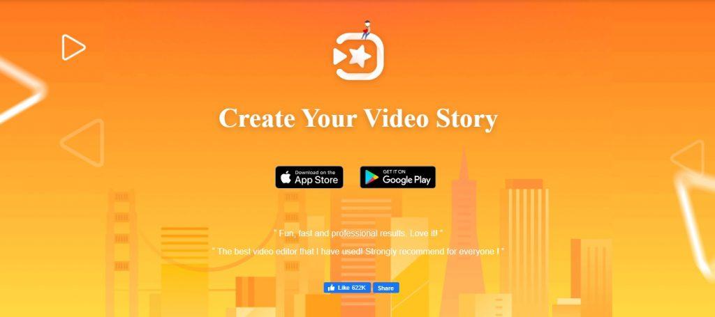viva video editor de video Instagram