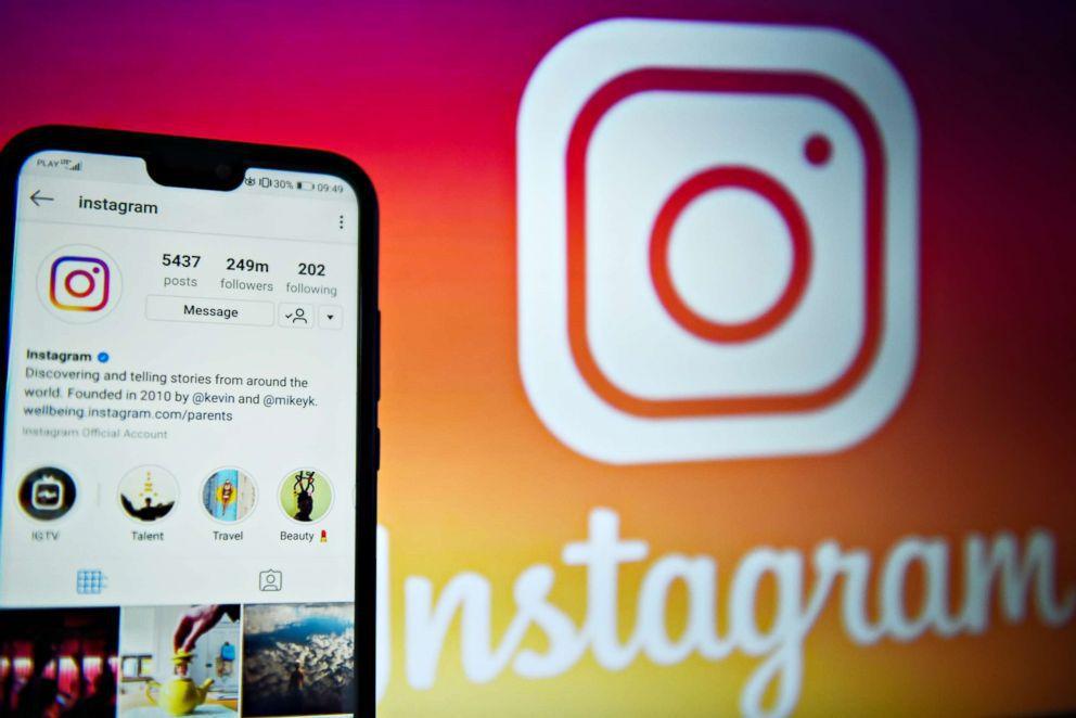 Cuenta de Instagram