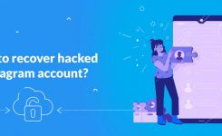 How to recover hacked Instagram account?