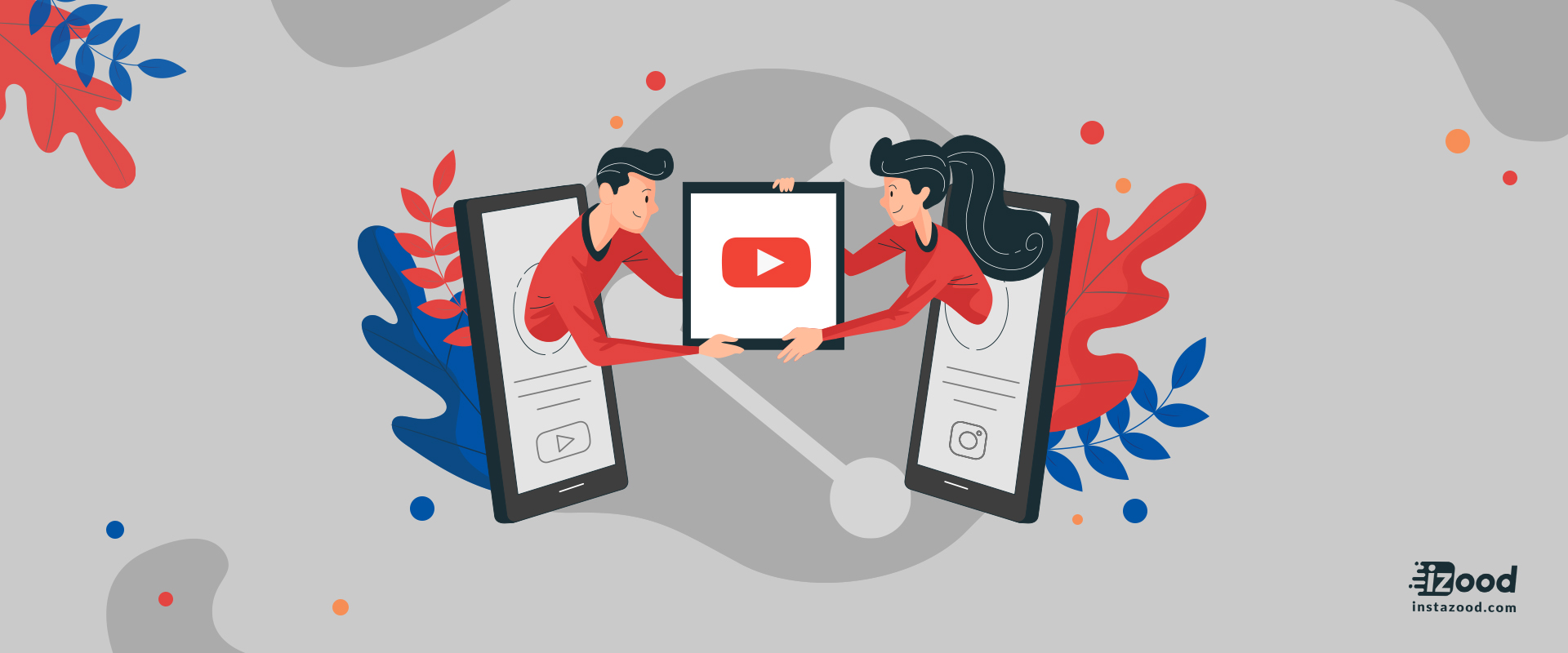 How to share a YouTube video on Instagram?